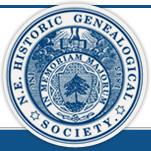 New England Genealogical Society logo